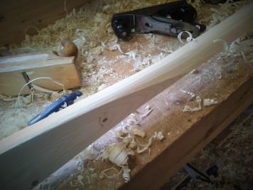 New oar