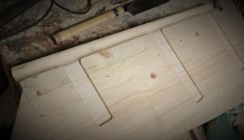 Rudder core