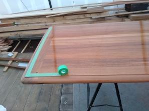 Rebuilt sliding hatch