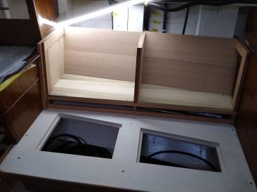 Bench locker